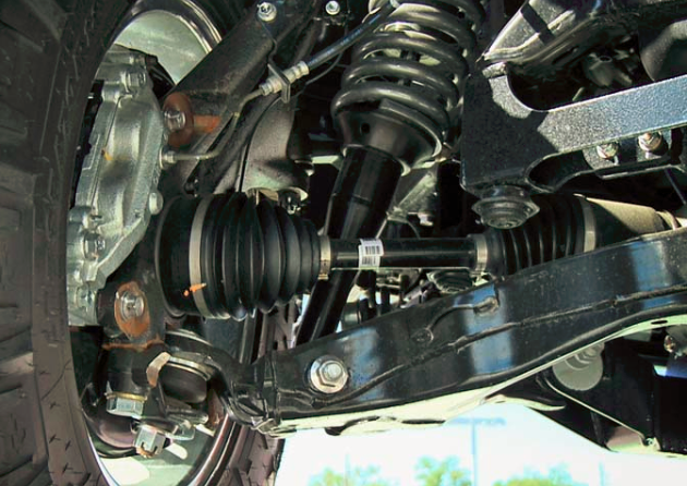 Learn about Your Suspension System
