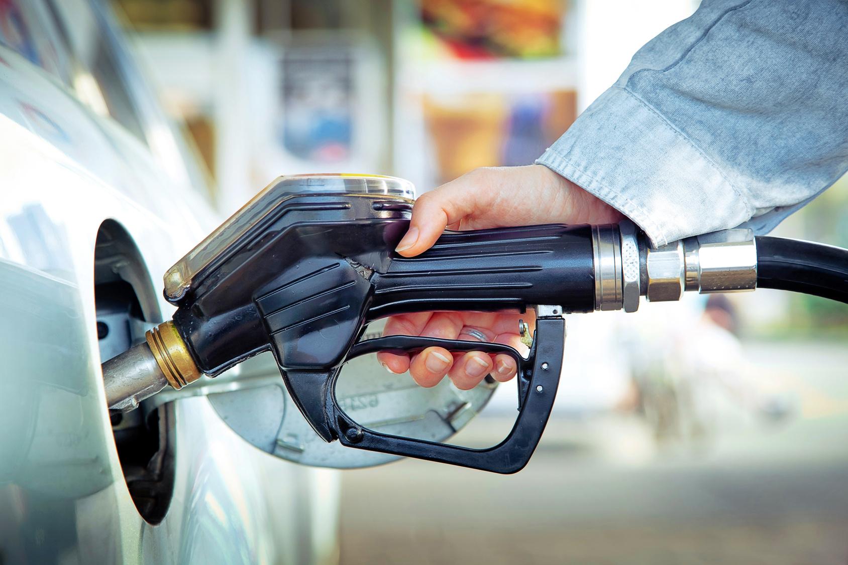 Fuel Savings Tip: Slow down!